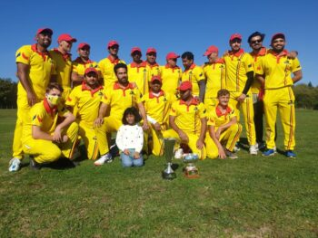 The Cricket Team That Inspires Thousands