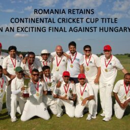 Continental Cricket Cup Title